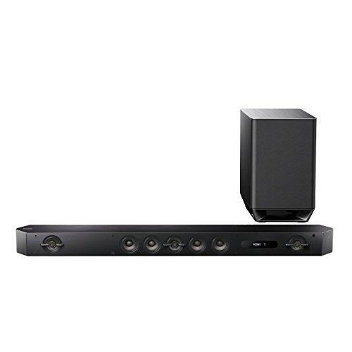 Sony HT-ST9 Soundbar, 7.1 Canali, 800 W, Audio Hi-Res, Nero