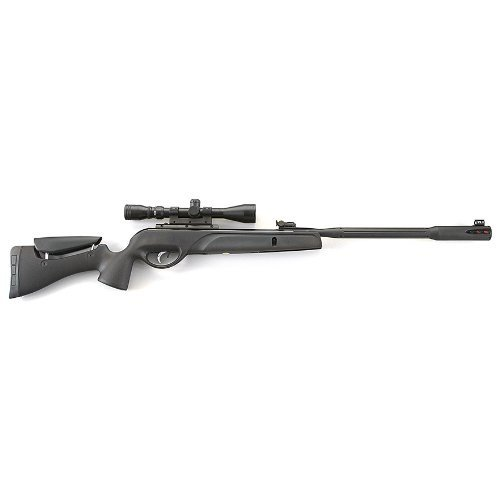 Gamo Outdoors Whisper Fusion Pro 0.22-Calibre Air Rifle with 3-9×40 Adjustable Objective Scope