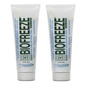Biofreeze Soulagement Gel Apaisant avec Menthol,
