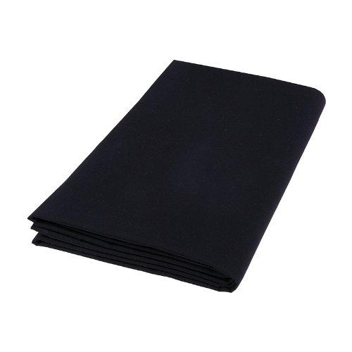Colcha   Cubrecamas Today   180x290 cm   100% algodón   Color: Negro