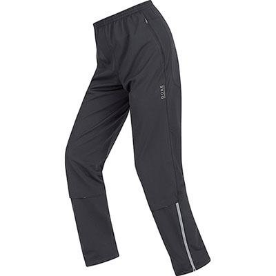Gore Running Wear Gore Running Wear Men's X-Running So Pants, Black, Large