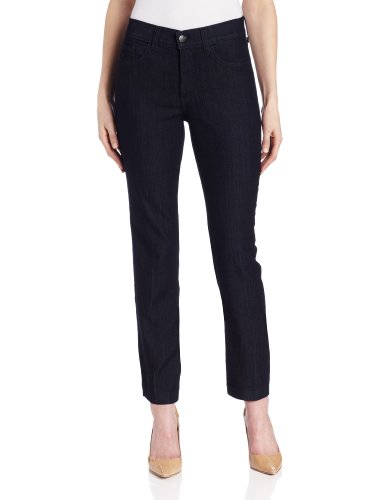 NYDJ Women's Audrey Slim Ankle Jeans, Denim, 12