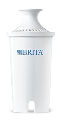 Brita Water Filter Pitcher Replacement Filter (Pack of 12)