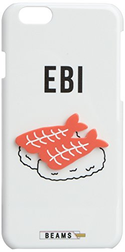 [ビーピーアールビームス] bpr BEAMS BEAMS / SUSHI iPhone6 ケース 33750657218 90 (EBI/ONE SIZE)