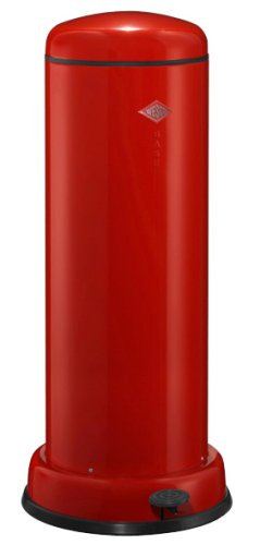 Wesco Big Baseboy 135 731-02 Pedal Bin 30 L Red