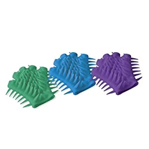 Play Visions Spiky Gloves (Colors Vary)