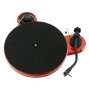 Pro-Ject RM 1.3 Turntable w/Sumiko Pearl Cartridge - Red from Pro-Ject