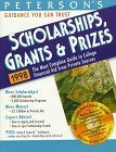 img - for Peterson's Scholarships, Grants & Prizes 1998: The Most Complete Guide to College Financial Aid from Private Sources book / textbook / text book