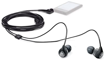 Shure SE112 | Sound Isolating Earphones Dynamic MicroDriver Fixed Cables Grey