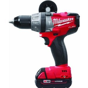 Milwaukee 2604-22 18V Cordless M18 FUEL Lithium-Ion Hammer Drill