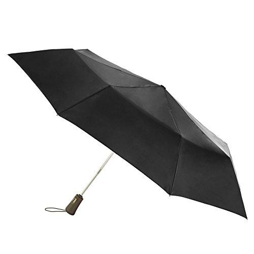 totes Titan Auto Open Close Umbrella,  Black,  One Size (Electric Umbrella compare prices)