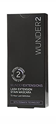 Cheapest WUNDEREXTENSIONS - Lash Extension Stain Mascara by KF Beauty - Free Shipping Available