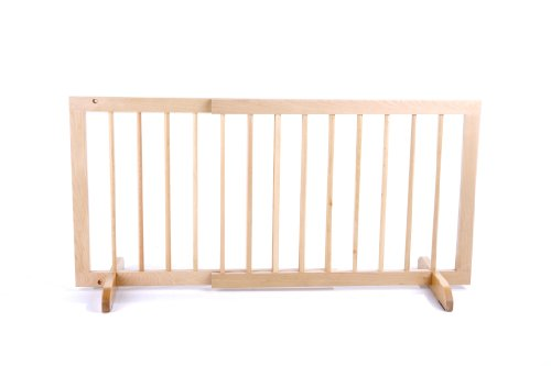 Cardinal Gates Step Over Gate, Natural front-823106