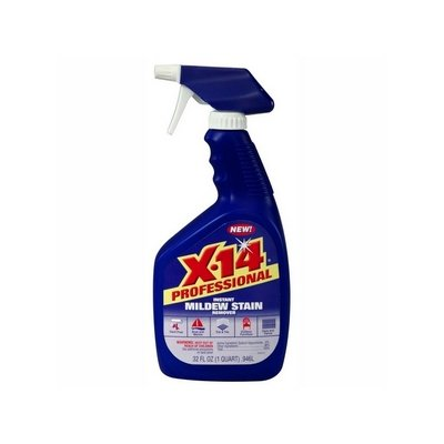 X-14 Professional Instant Mildew Stain Remover (32 Ounces)