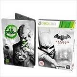 Batman Arkham City Joker Steelbook Edition Xbox 360