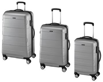 TOP - Travel-Line 8600, Trolley-Koffer-Set 3-tlg.,