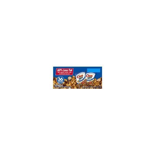 chex-mix-traditional-snack-60-less-fat-36-ct-175-oz-by-chex