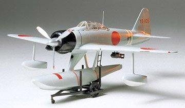 Tamiya Models Nakajima A6M2-N (Rufe) Model Kit