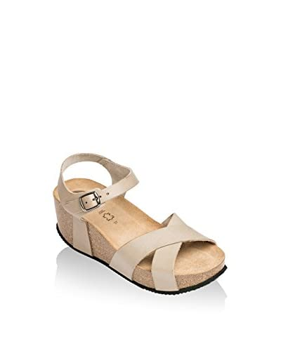 Uma Sandalo Zeppa Erika