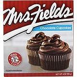 Chocolate Cupcake Mix - Delicious Dessert Mix, 9 oz,(Mrs Fields)