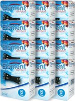 Infopia Element Compact Blood Glucose Test Strips 50/bx - Case of 24