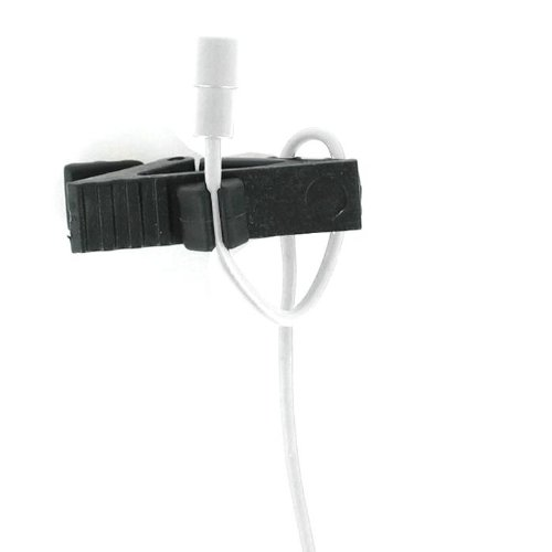 Ezprogear 6308T17 Universal Lavalier (Lapel) Microphone Clip