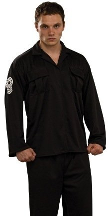 Mens Halloween Costume Slipknot Maggot Army Uniform
