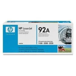 HP LaserJet 92A Black Print Cartridge in Retail Packaging
