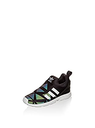 adidas Slip-On Zx Flux 360 Xenopeltis (Negro / Multicolor)
