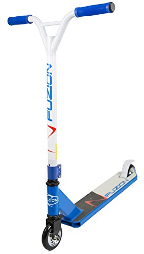 Fuzion PRO X-3 (Blue) (Pro Scooters Bars compare prices)