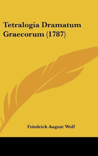 Tetralogia Dramatum Graecorum (1787)