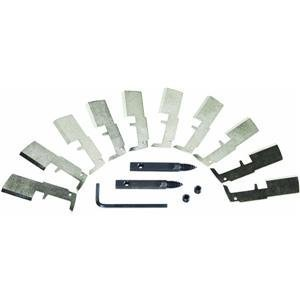"Milwaukee 48-25-5325 1-1/2"" Switchblade Replacement Blade, 10 Pack front-609710"