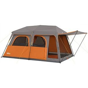 Buy Instant 9-Person Cabin Tent by Camp Valley