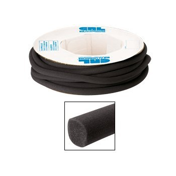 crl-black-open-cell-backer-rod-1-1-2-diameter-in-a-100-foot-roll-by-cr-laurence