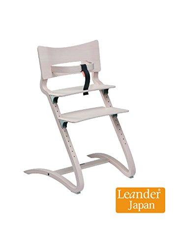 Leander リエンダー ハイチェアー(ベビーガード附属)5色 (ホワイトウォッシュ) 正規輸入品3年保証