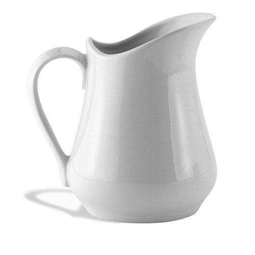 Harold Imports Porcelain 8Oz. Pitcher