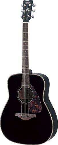 Yamaha FG-720S BLK Akustikgitarre,