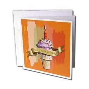 Beverly Turner Birthday Design - Happy 16th Birthday, S