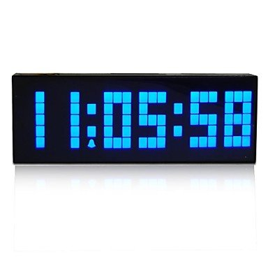 Kosda Chihai? LED Projection Calendar Thermometer Alarms Led Digital Alarm Clock New