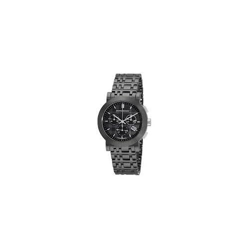 [BURBERRY]バーバリー メンズ 腕時計【BU1771】オールブラックセラミック[並行輸入品]