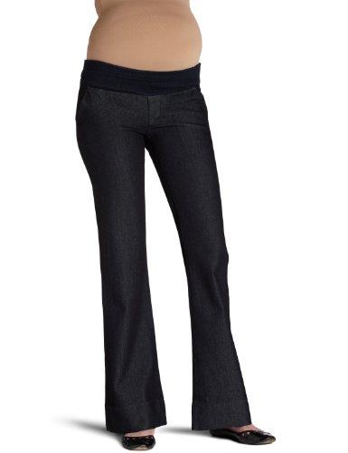 Serfontaine Women's Maternity Sailor Trouser Jean