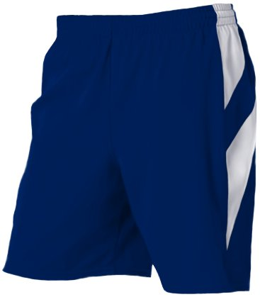 Alleson 539PW Women s Varsity Basketball Shorts NA/WH - NAVY/WHITE W2XL p76 420 women s basketball size 6