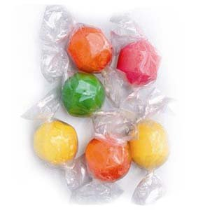 Colombina Sour Balls Hard Candy, 2.5Lb
