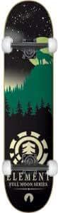 Element Full Moon Complete Skateboard - 8.25 Green w/Essential Trucks