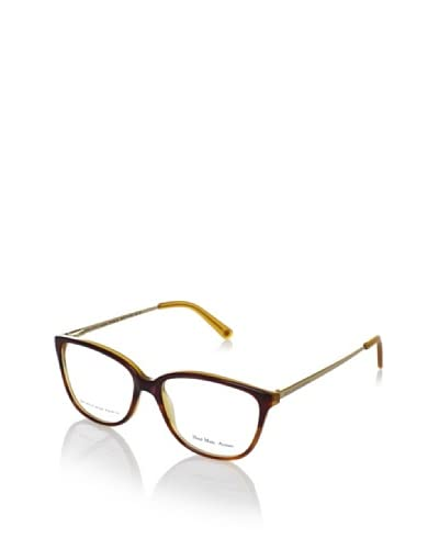 Balenciaga Women's BAL0108 Eyeglasses, Brown/Havana