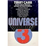 img - for Universe 3: Seven Great Original Science Fiction Stories book / textbook / text book