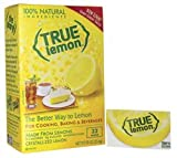 True Citrus True Lemon Gluten Free -- 32 Packets