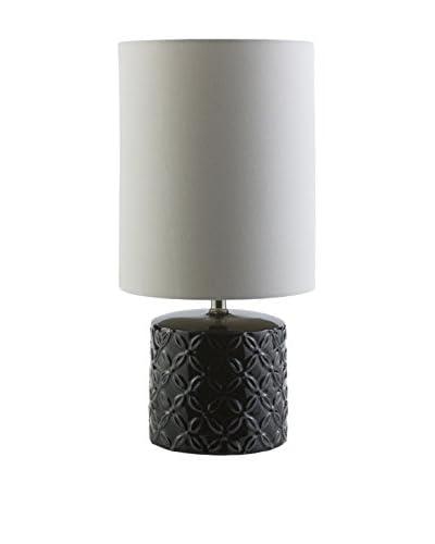 Surya Whitsett Table Lamp, Navy