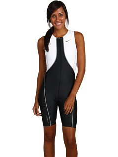 Nike Swim Women's Triathlon Unisuit - White XS