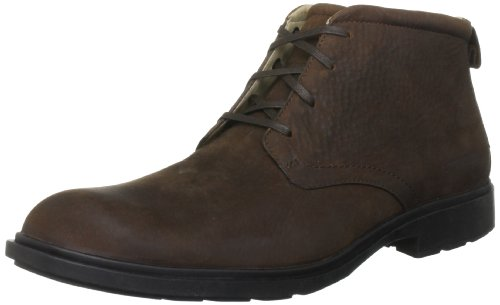 Sebago Men's Marquette Ankle-Boot Brown B14400 8 UK